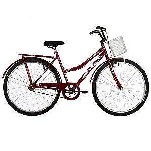 Bicicleta Aro 26 Ultra Summer Vermelho