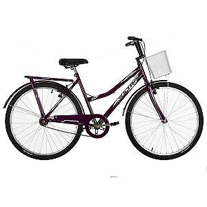 Bicicleta Aro 26 Ultra Summer Violeta