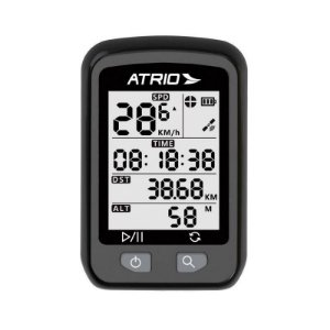 GPS para ciclismo Atrio Iron 8F (BI091)