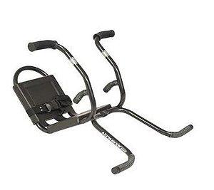 Cadeira Criança p/ Bike Dianteira Altmayer Al01 Preta