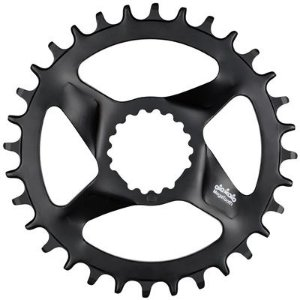 Coroa FSA Comet Direct Mount 1x - Hollowgram MTB Preto