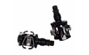 Pedal Clip WellGo M919 MTB SPD Preto