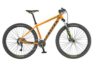 Bicicleta Aro 29 Scott Aspect 940 2019 27V Laranja