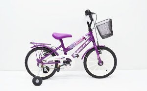 Bicicleta Aro 16 South Bike Ceci Violeta