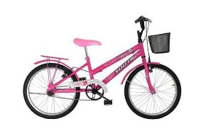 Bicicleta Aro 20 South Bike Ceci Rosa