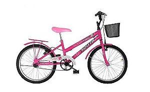 Bicicleta Aro 20 South Bike Ceci Rosa