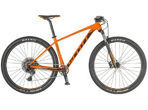 Bicicleta Aro 29 Scott Scale 960 2019 12V Eagle Laranja