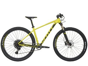 Bicicleta Aro 29 Scott Scale 980 2020 12V Eagle Amarelo