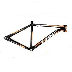 Quadro 29 Tsw Ride Alumínio Preto/Laranja (19)