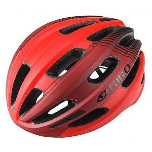 Capacete Giro Isode 54-61cm Vermelho