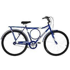 Bicicleta Aro 26 Ultra Barra Stronger Azul