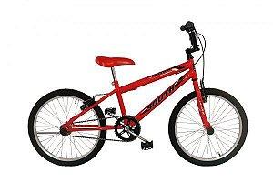 Bicicleta Aro 20 South Bike Vermelha