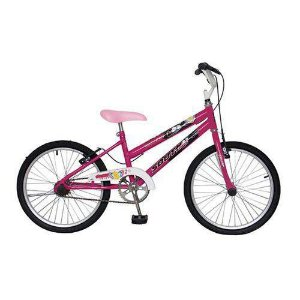 Bicicleta Aro 20 South Bike Grazzy Rosa
