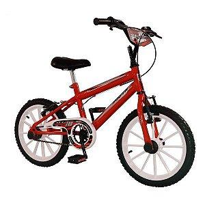 Bicicleta Aro 16 South Bike Ferinha Vermelho