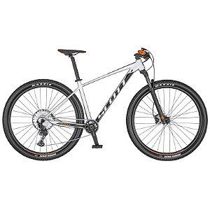 Bicicleta Aro 29 Scott Scale 965 12V Prata Lançamento 2020