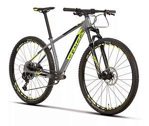 Bicicleta Aro 29 Sense Impact SL 12V Cinza/Amarelo Lançamento 2020
