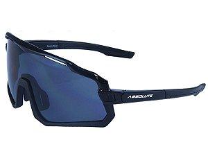 Óculos Absolute Wild Preto com Lente Fumê