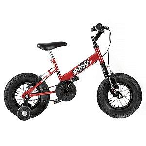 Bicicleta Aro 16 Ultra Bikes Big Fat Vermelho