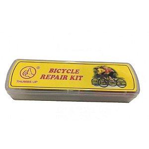 Kit Reparo Bicycle p/ Tubelles c/ Aplicador