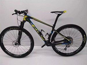 Bicicleta 29 Mtb Audax Auge 40 Eagle Gx 12 Vel Semi nova