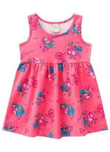 Vestido Princesa Rosê