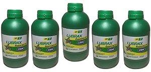 Óleo 2T Lubrax Mineral 200 ML Com 5 Unidades