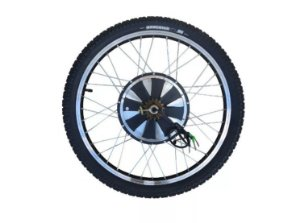Motor Para Bicicleta Elétrica Completo 350w 48v