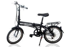 Bicicleta Elétrica Dobrável Nanobike Multilaser