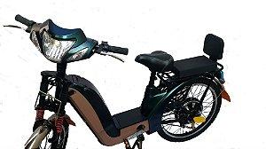 Bicicleta Elétrica Motorizada 350W   BKM-01 Plus