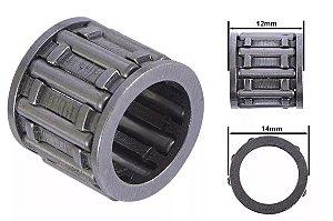 Rolamento Gaiola Do Pistão Superior 80cc Kit Motor