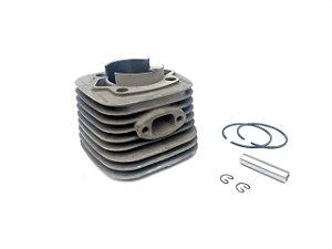 Cilindro 80cc Completo Rocatti Biela Alta Janela 32 mm
