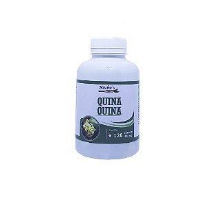 Quina Quina 500mg - 120 cápsulas
