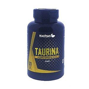 Taurina 500mg - Nathus - 120 Cápsulas