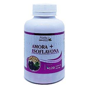 Amora + Isoflavona - 120 Cápsulas