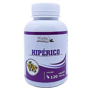 Hipérico - 120 Cápsulas