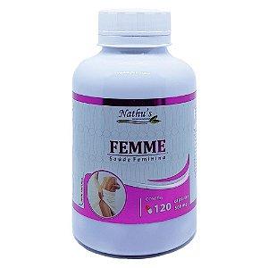 Femme Saúde Feminina 120 Cápsulas