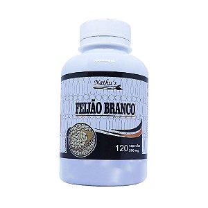 Feijão Branco 500mg - 120 cápsulas
