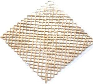 Suplar Palha de Milho Quadrada 28x28 G