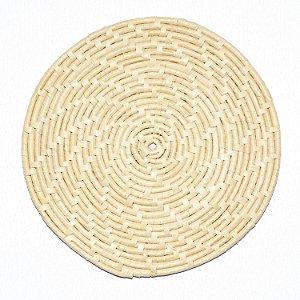 Suplar Palha de Carnaúba Mare Redondo 20cm