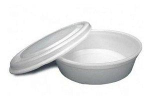 Marmitex isopor N. 8 -  750 ml  - 100 unidades