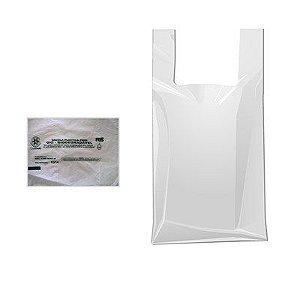 Sacola biodegradável 50 x 70 - 5kg