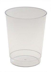 Copo cristal descartável - 200 ml - 50 unidades