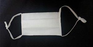 100 unidades Mascara higiênica caseira de tnt duplo reutilizável