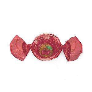 Embalagem para trufa ou bombom cereja 14,5x15,5 - 100 unidades