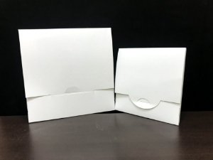 caixa sublimavel para azulejo  cor branca 15x15 cm  - 50 unidades
