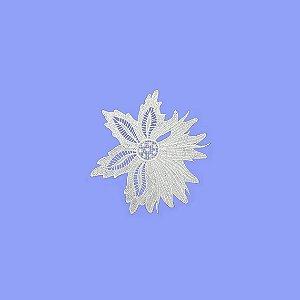 Renda Branca Poliéster 13-310 (peça)