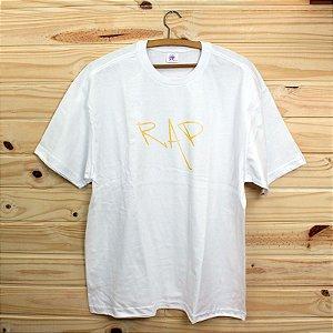 Camiseta Revista Rap Clothing - RAP Pichação