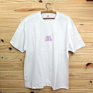 Camiseta Revista Rap Clothing - High Codein