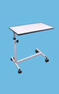 Mesa auxiliar para Refeição Simples - Med. 68x36x75 Esquadriplast