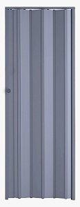 Porta Sanfonada sob medida cor CINZA ARAFORROS fabricamos porta sanfonada sob medida , consulte nosso departamento de vendas